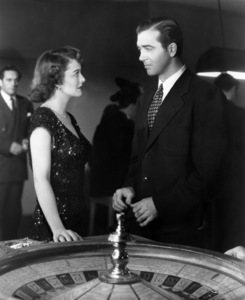 "Ellen Drew and John Payne in ""The Crooked Way""1949 United Artists** I.V. / J.J. - Image 0515_0012"