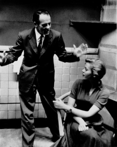 Henry Fonda with daughter Jane Fonda1963Copyright John Swope Trust / MPTV - Image 0518_0112
