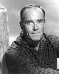 """Henry Fonda""""Spencer"""