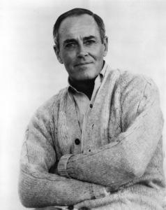 Henry Fonda1962 © 1978 John Engstead - Image 0518_0825