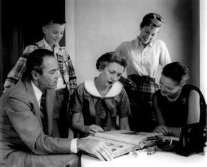 Henry Fonda with family1959Copyright John Swope Trust / MPTV - Image 0518_0852
