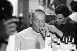 Jay Sebring and Henry Fondacirca 1960s** J.C.C. - Image 0518_0903