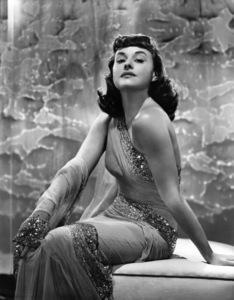 Paulette Goddardcirca 1940** I.V. - Image 0522_0022