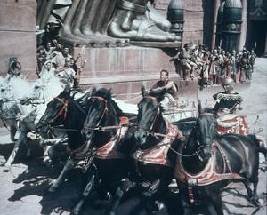 "Charlton Heston in ""Ben Hur"" 1959 MGM - Image 0527_0102"