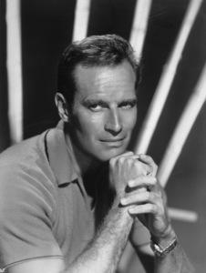 Charlton Hestonc. 1960 - Image 0527_0461