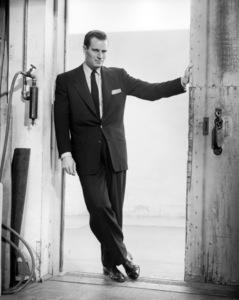 Charlton Heston circa 1954** I.V./M.T. - Image 0527_0490