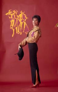 Lena Horne1965 Album Cover © 1978 Ken Whitmore - Image 0530_0146