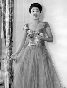 Lena Horne in New York City at the Savoy Hotel1943** I.V. - Image 0530_0157