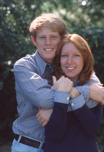Ron Howard &His Wife Cheryl1977 © 1978 Ulvis Alberts - Image 0531_0024