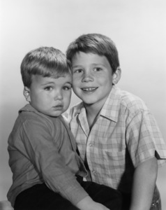 Ron Howard and Clint Howardcirca 1962Photo by Gabi Rona - Image 0531_0062