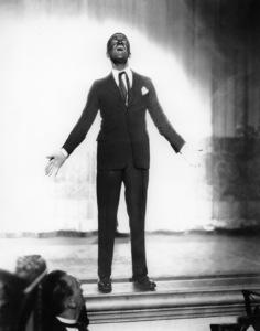 """Singing Fool, The""Al Jolson, 1928, Warner Bros., **I.V. - Image 0534_0127"