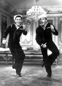 """Anchors Aweigh""Frank Sinatra, Gene Kelly1945 MGM - Image 0538_0409"