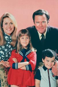 """Bewitched""Elizabeth Montgomery,Diane Murphy,Dick Sergent,David Lawrence1971 - Image 05406_0016"