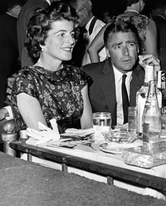 Patricia Kennedy Lawford and Peter Lawfordcirca 1958 - Image 0543_0033