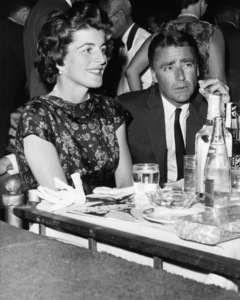 Patricia Kennedy Lawford and Peter Lawford circa 1958 - Image 0543_0033