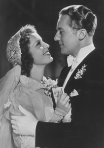 Jeanette Macdonald and groom Gene Raymond,1937**R.C. - Image 0548_0079