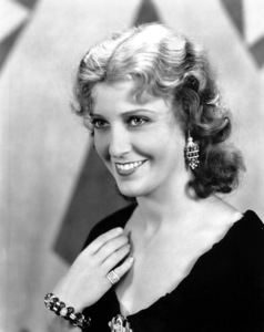 Jeanette MacDonald wearing jewels from the Olga Tritt collection1929 / **I.V.  - Image 0548_0102
