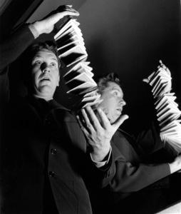 Burgess Meredithc. 1940