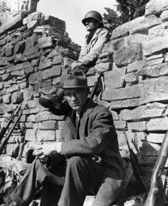 """Story of G.I. Joe""Ernie Pyle1945 United Artists© 1978 Ned Scott Archive - Image 0553_2009"
