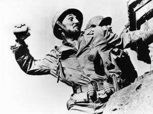 """Story of G.I. Joe""Robert Mitchum1945 United Artists© 1978 Ned Scott Archive - Image 0553_2020"
