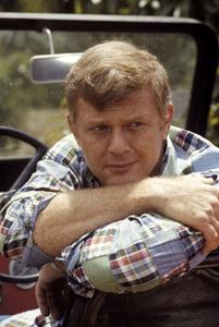 Martin Milner at home1973 © 1978 Gene Trindl - Image 0556_0019