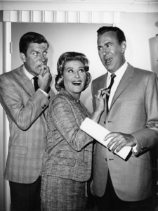 """The Dick Van Dyke Show""Dick Van Dyke, Rose Marie, Carl Reinercirca 1960s** I.V. - Image 0565_0023"