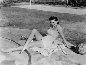 Jane Russellcirca 1940 - Image 0569_0001