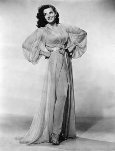 Jane Russellcirca 1945Photo by Bud Fraker - Image 0569_0018