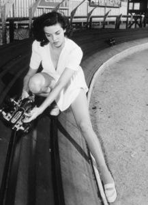 Jane Russell, c. 1943.**I.V. - Image 0569_0433
