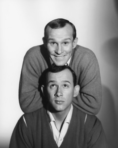 Smothers Brothers 1965Photo By Gabi Rona - Image 0572_0127