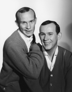 Smothers Brothers 1965Photo By Gabi Rona - Image 0572_0128