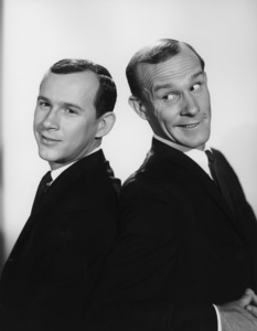 Smothers Brothers 1965Photo By Gabi Rona - Image 0572_0129