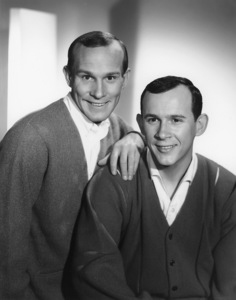 Smothers Brothers 1965Photo By Gabi Rona - Image 0572_0130