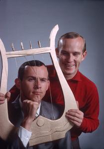 Smothers Brothers June 1965 © 1978 Gene Trindl - Image 0572_0132
