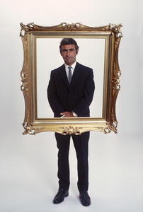 "Rod Serling""Night Gallery""June 1970 © 1978 Gene Trindl - Image 0573_0048"