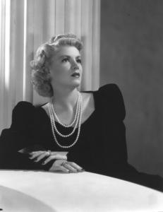 Claire Trevor, c. 1953.Photo by Ray Jones - Image 0575_0003