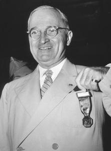 Harry Truman inWashington, D.C.September 8, 1950 - Image 0576_0003