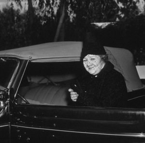 Sophie Tucker, c. 1936. © 1978 Will Connell - Image 0577_0002