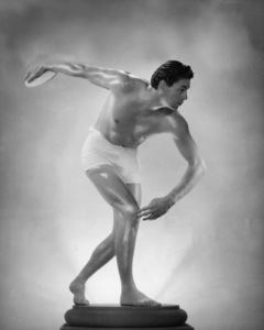 Johnny Weissmuller1932 MGMPhoto By George Hurrelll**I.V. - Image 0579_0113
