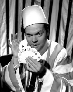 Orson Welles, c. 1944.Photo by John Engstead - Image 0580_0010