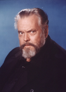 Orson Wellesc. 1980 / NBCPhoto by Herb Ball - Image 0580_0274