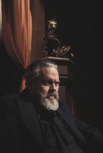 "Orson Welles in ""It Happened One Christmas""1977 © 1978 Gene Trindl - Image 0580_0284"
