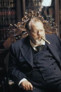"Orson Welles in ""It Happened One Christmas""1977 © 1978 Gene Trindl - Image 0580_0285"
