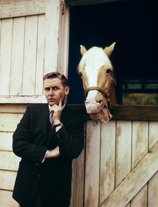 """Mister Ed""Alan Young1961Photo by Gabi Rona - Image 0582_0202"