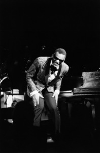 Ray Charles performing at the Fillmore East in New York Citycirca 1969 © 1978 Gary Legon - Image 0591_0028