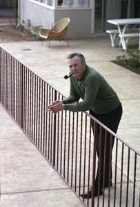 Lee J. Cobb at home1963 © 1978 Gene Trindl - Image 0592_0039