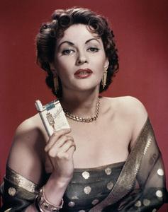 Yvonne De Carlo circa 1955 © 1978 Glenn Embree - Image 0596_0055