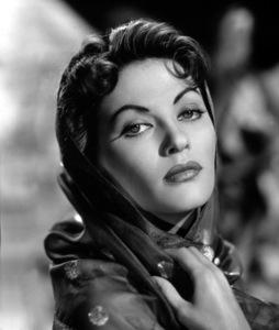 Yvonne De Carlo c. 1954 © 1978 Glenn Embree - Image 0596_0057