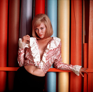 Faye Dunaway1967 © 1978 David Sutton - Image 0601_0217