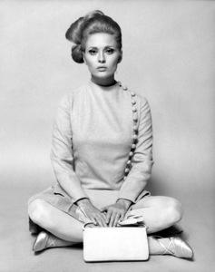 "Faye Dunaway""The Thomas Crown Affair""1968 United Artists - Image 0601_0218"